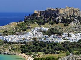 زیباترین و معروفترین جزایر یونان + تصاویر