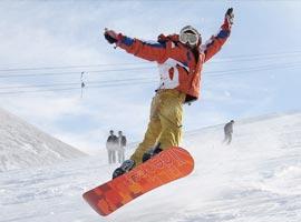 پیشنهاد  آخر هفته: پیست های اسکی تهران