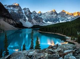 ویدیویی زیبا از غرب کانادا