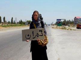 دور دنیا با زن جهانگرد ایرانی