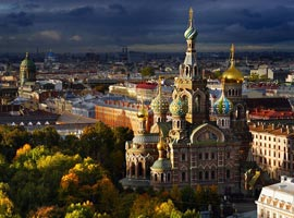 سفرنامه روسیه-بخش دوم