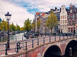 آمستردام، شهری متفاوت با همه جا (سفرنامه-قسمت 1)
