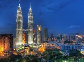 راهنمای سفر به مرکز جنوب شرق آسیا، مالزی
