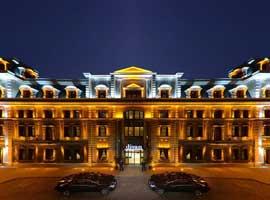 هتل دیوان سوییتس، باتومی (گرجستان)