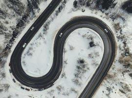جاده چالوس در لیست هیجان انگیزترین مسیرهای رانندگی به انتخاب BMW + تصاویر