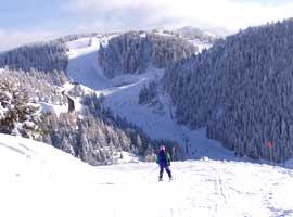 فولگاریا،قدیمی ترین ریزورت اسکی در ایتالیا