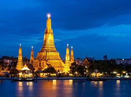 سفر به تایلند،سرزمین رنگ ها و لبخندها (تجربه اول-زمستان93 )