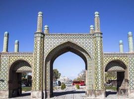 سفر یک روزه به قزوین (سفرنامه)