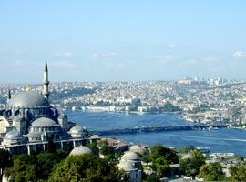 استانبول شهر رنگ ها و طعم ها (سفرنامه)