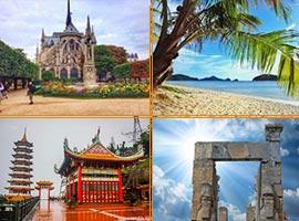 سفر به دور دنیا با کاربران لست سکند