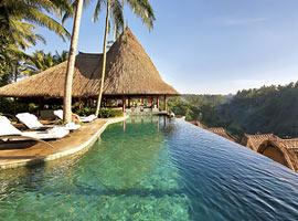 لوکس ترین هتل های دنیا : ویسروی بالی + تصاویر