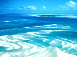 مناظر طبیعی سفید ، زیبا و خیره کننده
