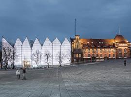 موزه ملی لهستان، ساختمان برتر سال 2016 جهان