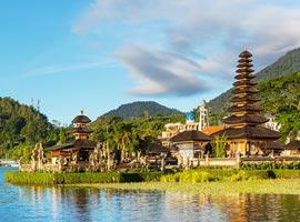 سفر به تفرجگاه اروپاییان، بالی (سفرنامه)
