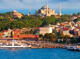 استانبول شهر تاریخ و طبیعت (سفرنامه)