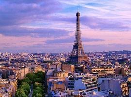 ویدیویی زیبا از پاریس 