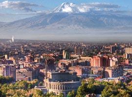 سفر به ارمنستان سرزمین آرارات (سفرنامه)