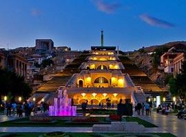 سفری به ارمنستان زیبا