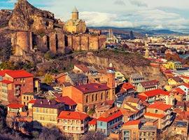 سفرنامه گرجستان زیبا با مناظری بکر و دیدنی