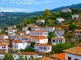 شیرینجه ، روستای قدیمی یونانی ها در ازمیر