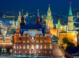 سفر به سرزمین تزارها (روسیه)