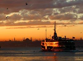 سفر به کنستانتین زیبا( سفرنامه استانبول)