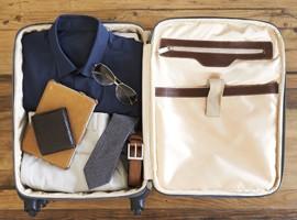 توصیه های مهم هنگام بستن چمدان