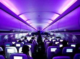 در پرواز های طولانی چقدر باید راه برویم؟