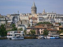 شهر جادوی خیال، استانبول