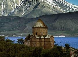 سفر به شهر وان (ترکیه) + تصاویر