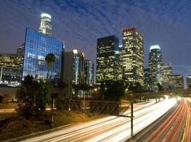 ویدیویی زیبا از لس آنجلس، شهر فرشتگان آمریکا