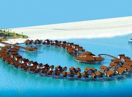 افتتاح اولین هتل دریایی ایران در جزیره کیش + تصاویر