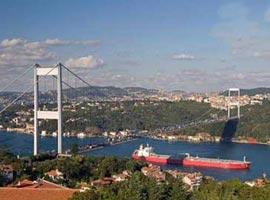 سفر به اوراسیا (سفرنامه ترکیه)