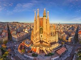 راهنمای سفر به بارسلون و جاذبه های گردشگری آن