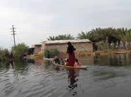 سفر به صراخیه ونیز گمشده ایران (سفرنامه)