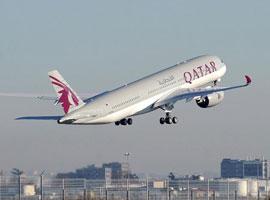 هواپیمایی قطر رکورد طولانی ترین پرواز بدون توقف را شکست