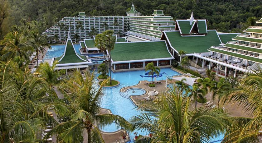 هتل لوکس و دیدنی لومریدین، پوکت + تصاویر