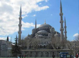 سفر به استانبول، شهر ماه عسل