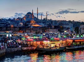 درآمد میلیاردی ترکیه از گردشگران ایرانی
