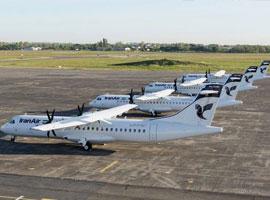 پایان انتظار برای ورود هواپیماهای ATR به ایران