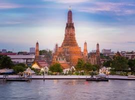 بانکوک، شهری به زیبایی لبخند و به تنوع ستارگان آسمان (سفرنامه)