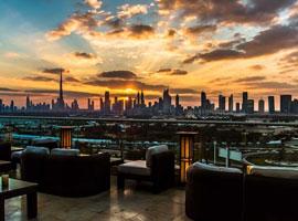 رستوران هایی با چشم اندازهای خارق العاده در دبی