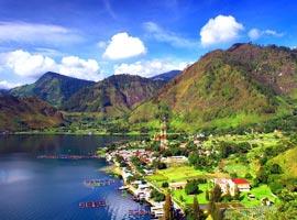 سفرنامه دریاچه توبى (اندونزی)