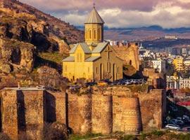 سفر به  گرجستان، کشور زندگی! (سفرنامه)