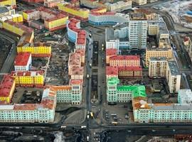 آلودگی در شمالی ترین شهر جهان