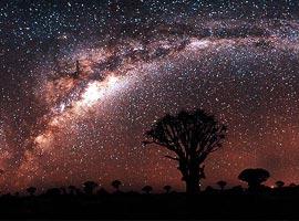 بهترین نقاط برای تماشای ستارگان + تصاویر