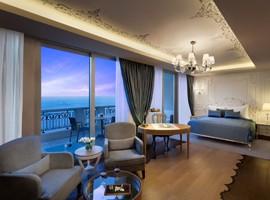 لوکسترین و برترین هتلهای استانبول با بهترین و دیدنیترین چشم اندازها + تصاویر