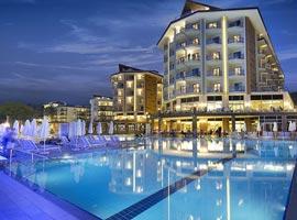 هتل رامادا ریزورت، کوش آداسی