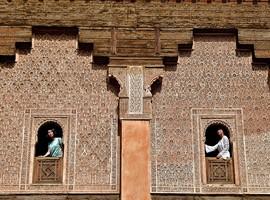 مدارس مراکش: واحه هایی آرام در میان هرج و مرج شهر!