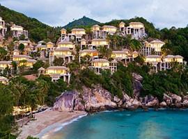 هتل بانیان تری ، هتلی آرام در سواحل ساموئی تایلند